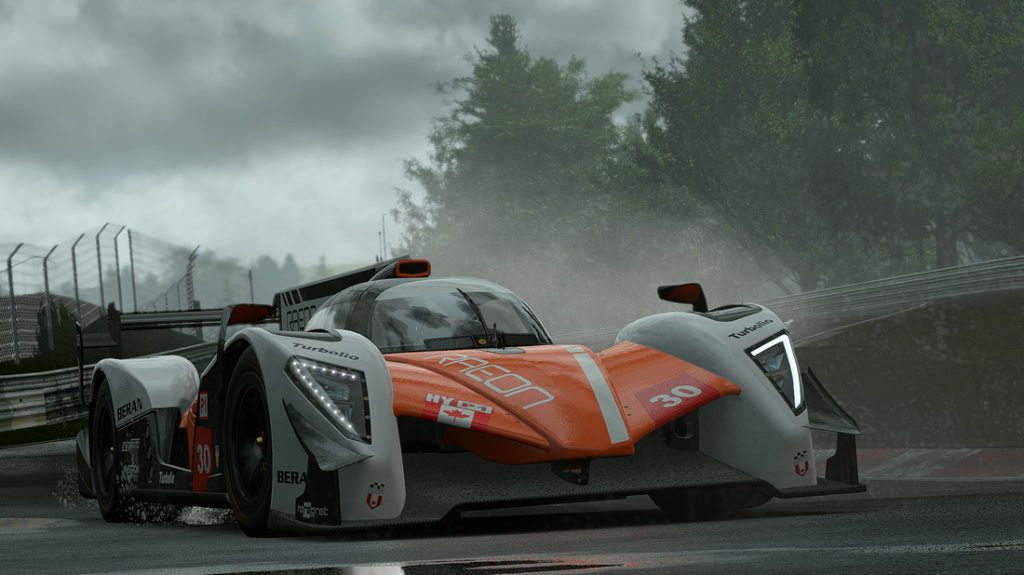 Project Cars Rwd P Lm