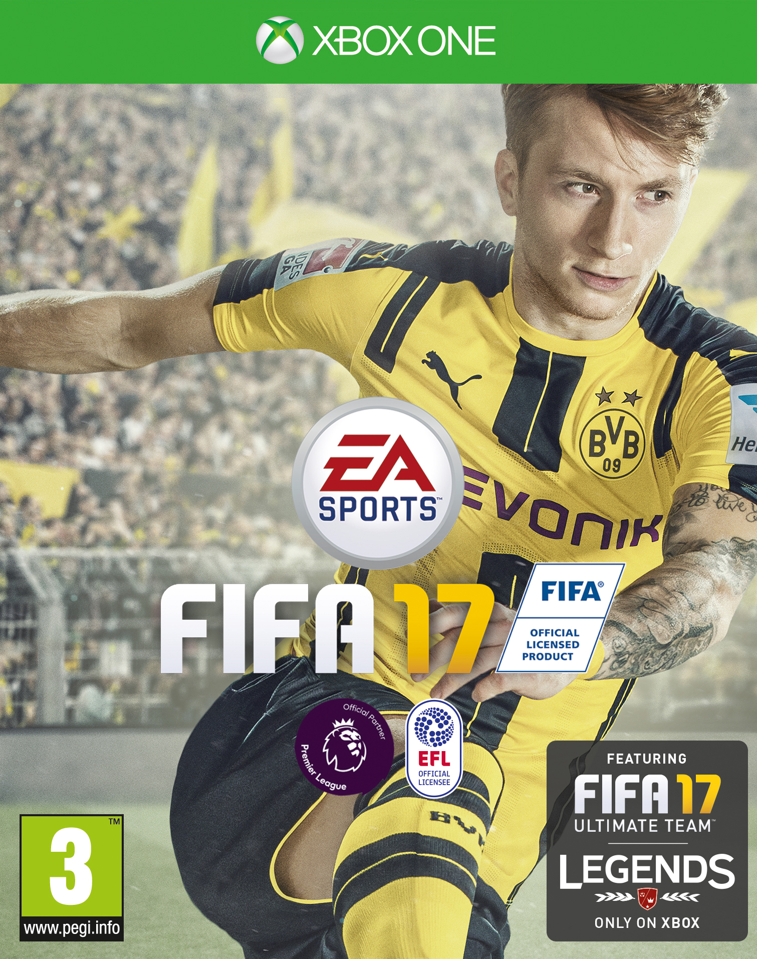 FIFA 17 Review (Xbox One)