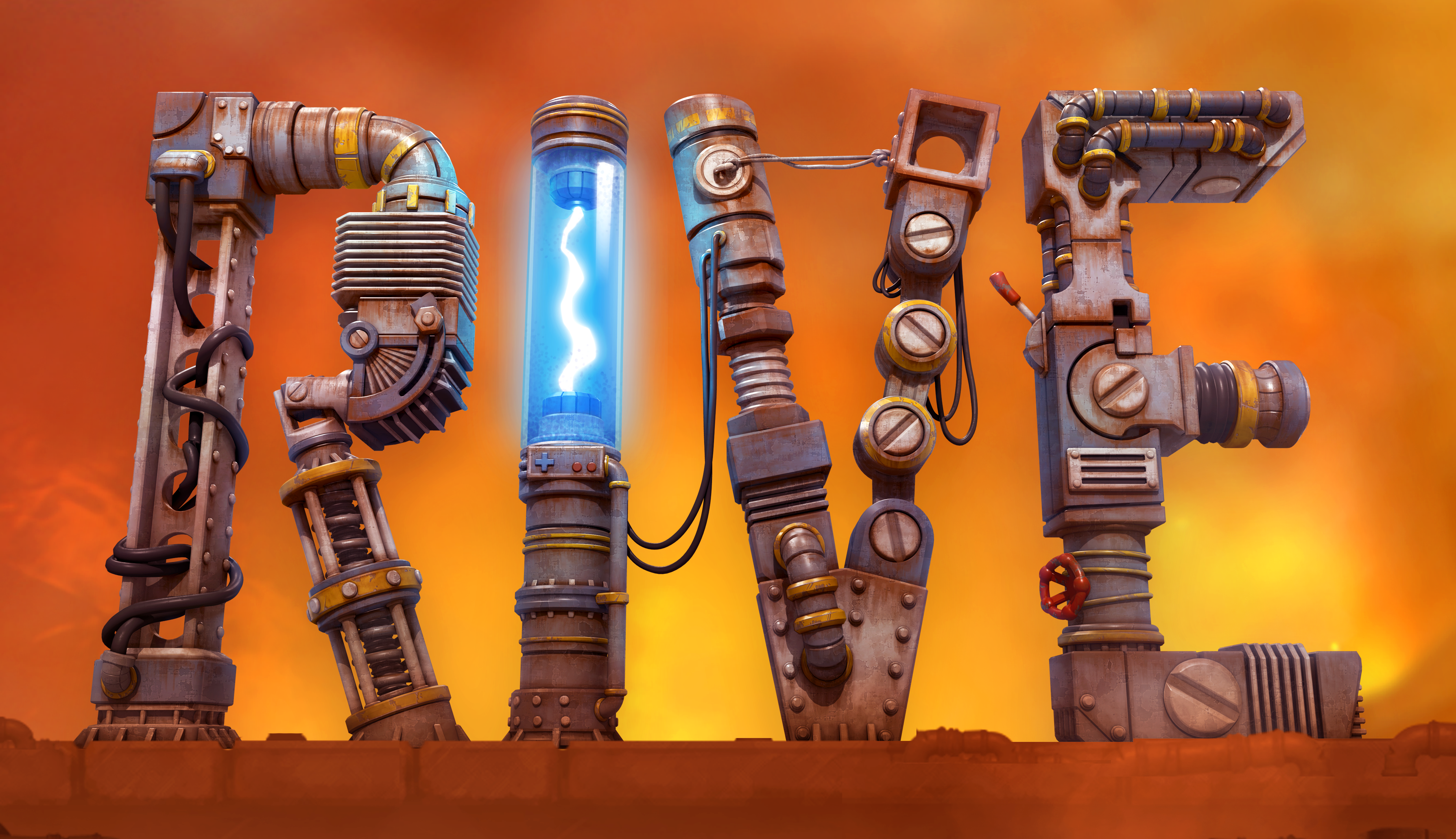 RIVE Review (PS4)