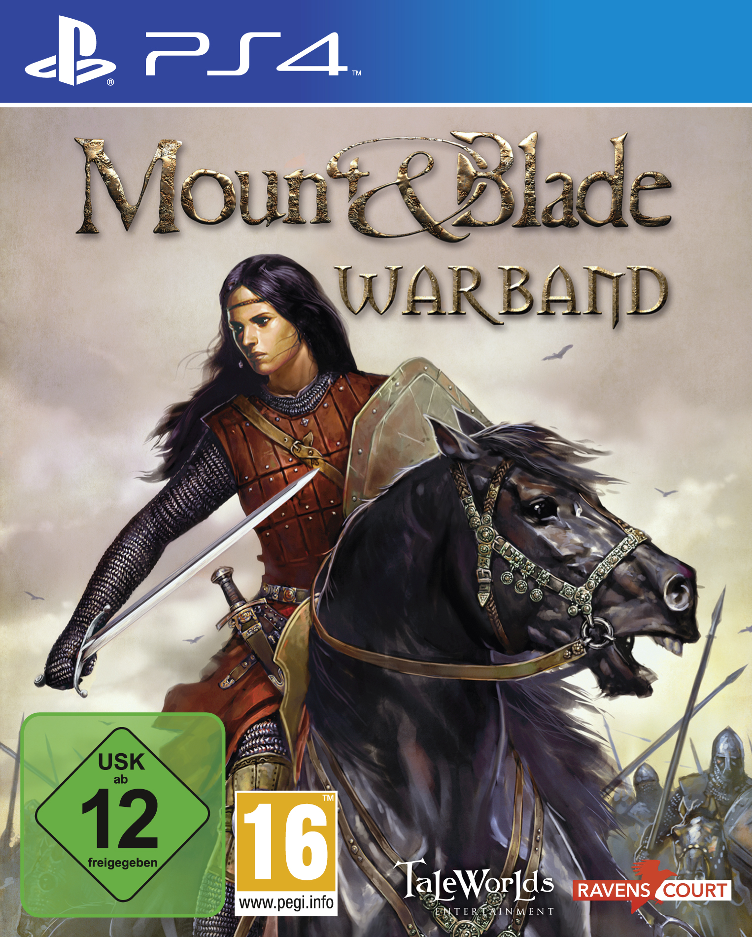 Mount & Blade: Warband Review (PS4)