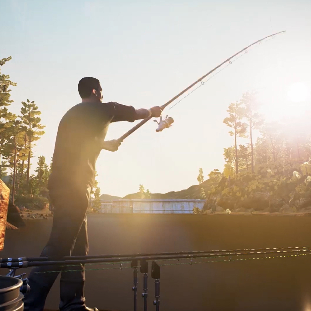 Dovetail games euro fishing review ps4 glitchfreegaming for Playstation 4 fishing games